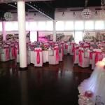 Ružičasta dekoracija